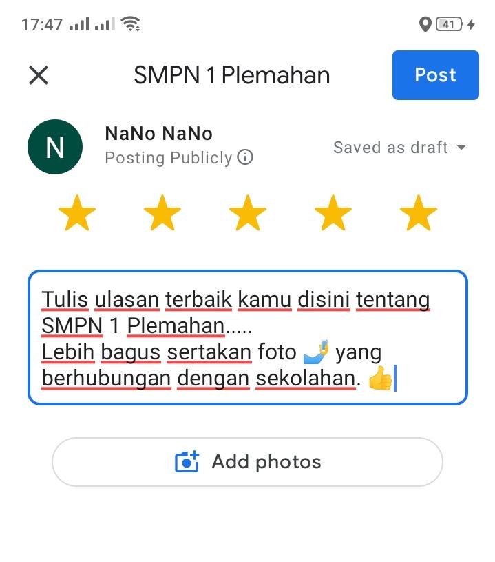 SMPN 1 PLEMAHAN | Official Website