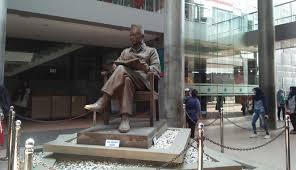 Kunjungan SMPN 1 Plemahan  ke perpustakaan Proklamator Bung Karno