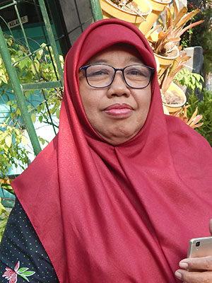 Timbul Susilowati, S.Pd